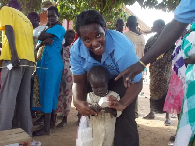 Drop in the Bucket Soap For South Sudan