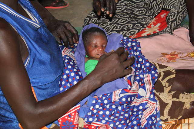Soap For South Sudan- new born